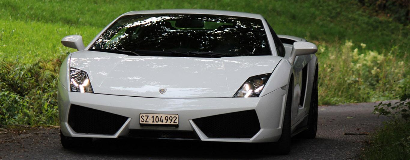 Lamborghini Gallardo Coupe mieten
