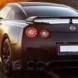 Nissan GT-R R35 -Black Edition